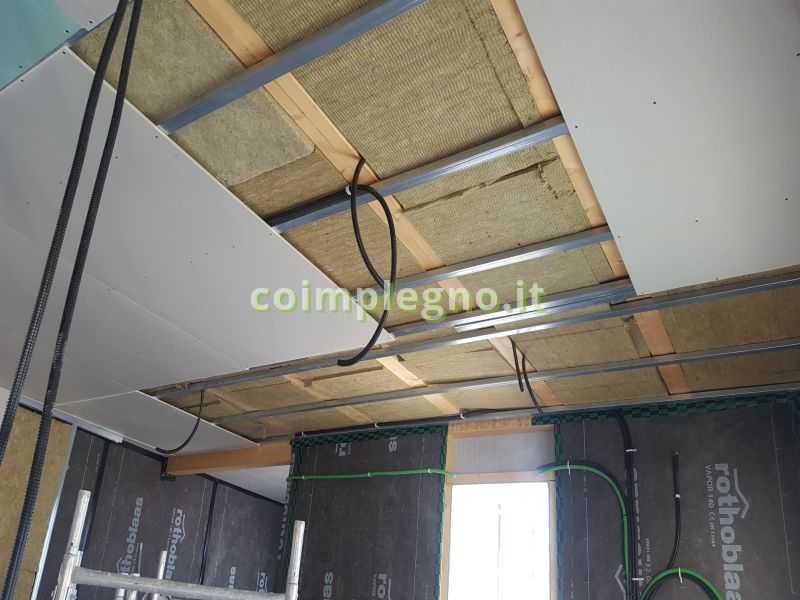 Ampliamento in sopraelevazione in legno gallipoli lecce 2