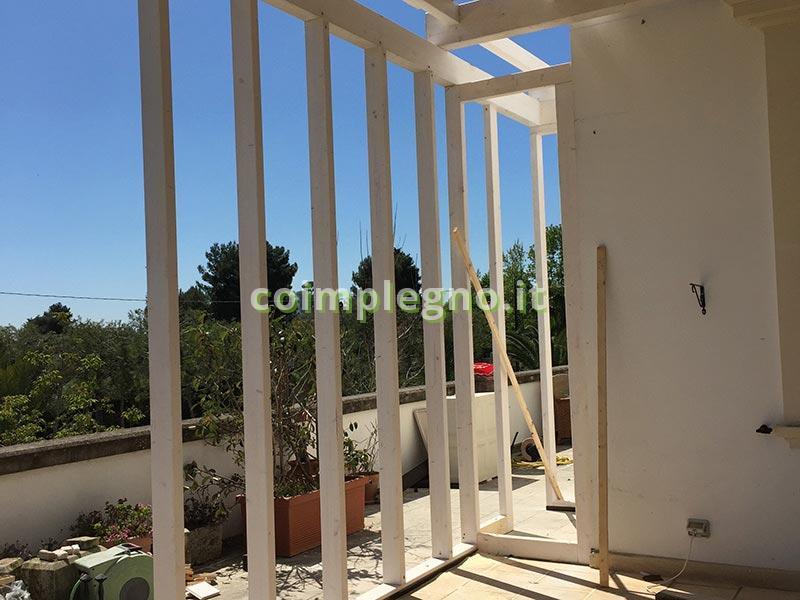 Ampliamento in Villa Residenziale monteroni lecce