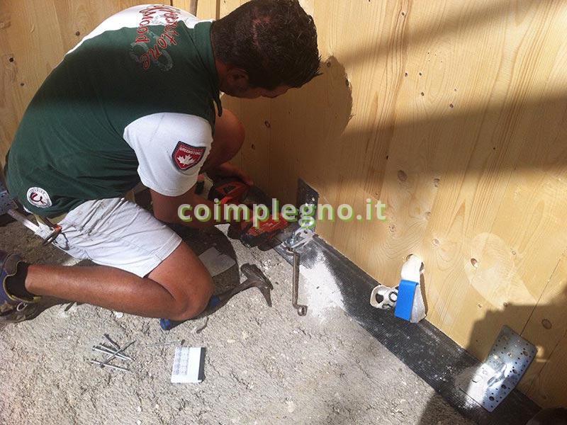 Casa prefabbricata con tipologia costruttiva 39 xlam for Case legno xlam