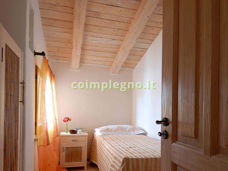 Masseria con tetti in legno gallipoli lecce
